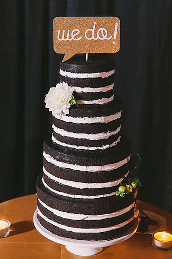 121 amazing wedding cake ideas you will love cool crafts oreo wedding cake junglespirit Choice Image