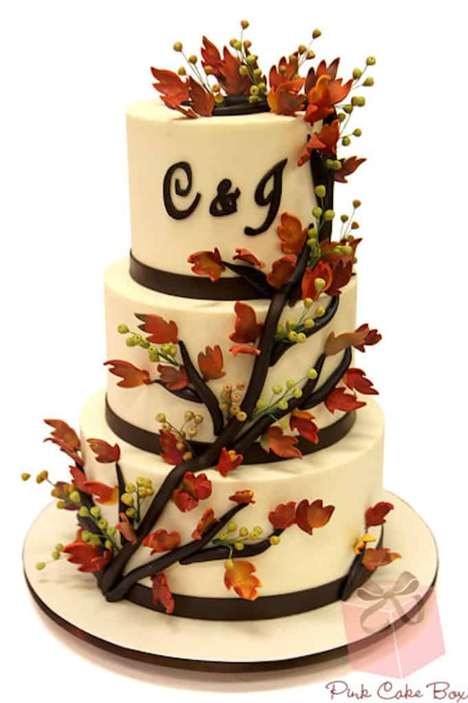 121 amazing wedding cake ideas you will love cool crafts share on pinterest junglespirit Images