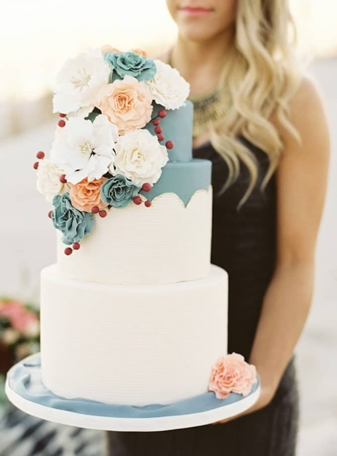 121 amazing wedding cake ideas you will love cool crafts share on pinterest junglespirit Image collections