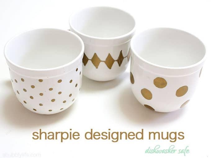 dishwasher safe sharpie mug - Cup Design Ideas