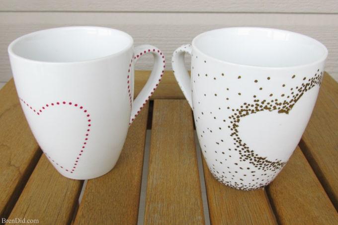 sharpie mug tutorial - Cup Design Ideas