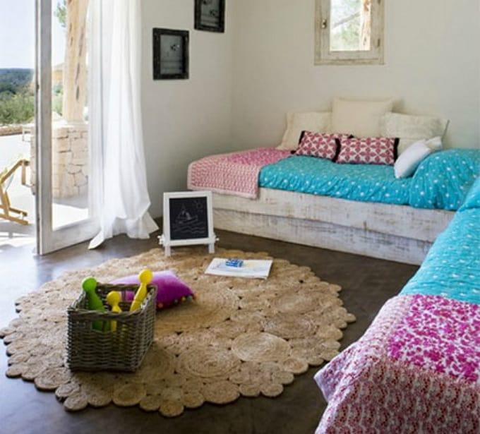 diy expensive rug