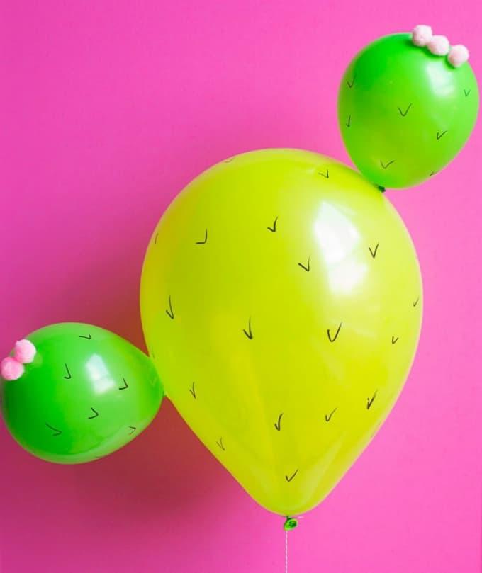 cactus balloons
