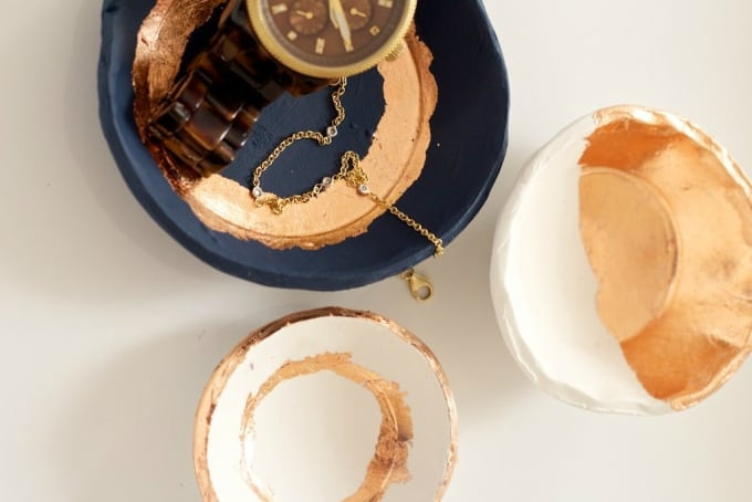 diy clay jewelry dishes