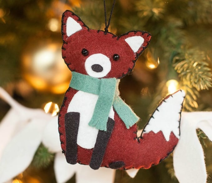 Christmas Felt Craft Ideas Part - 19: Cool Crafts