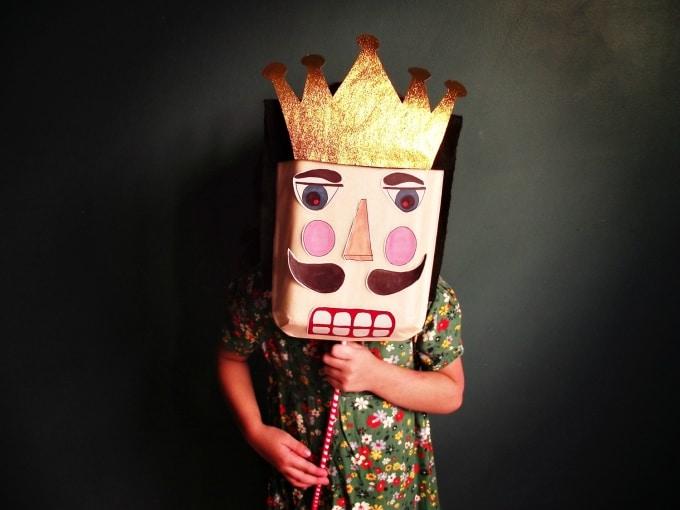 nutcracker mask