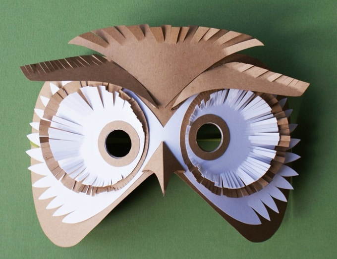 Cool Crafts To Do With Construction Paper