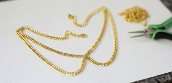 diy collar necklaces