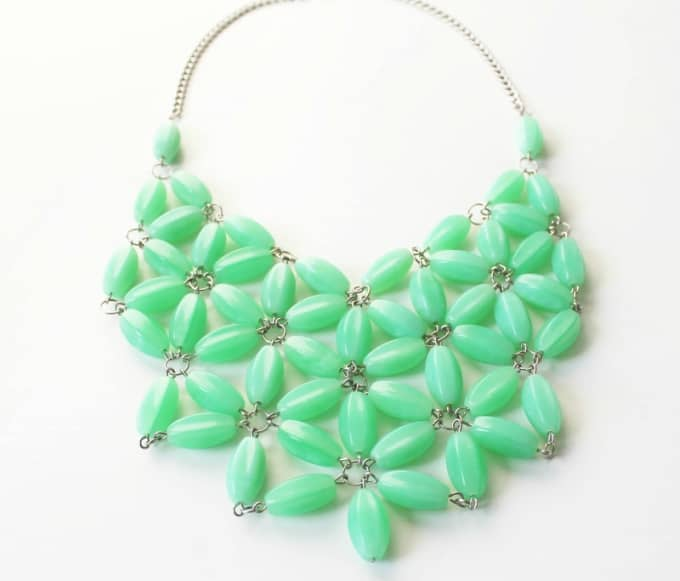 diy jcrew necklace