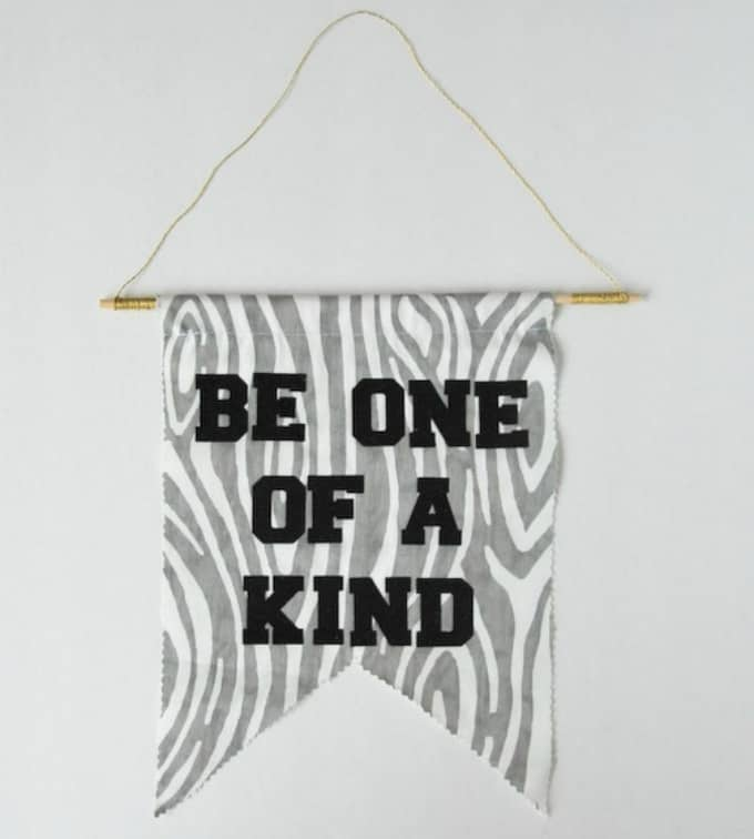 inspirational quote banner