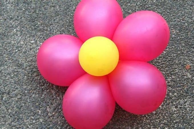 Как сделать фигуры из шаров. Фото пошагово с описанием 91