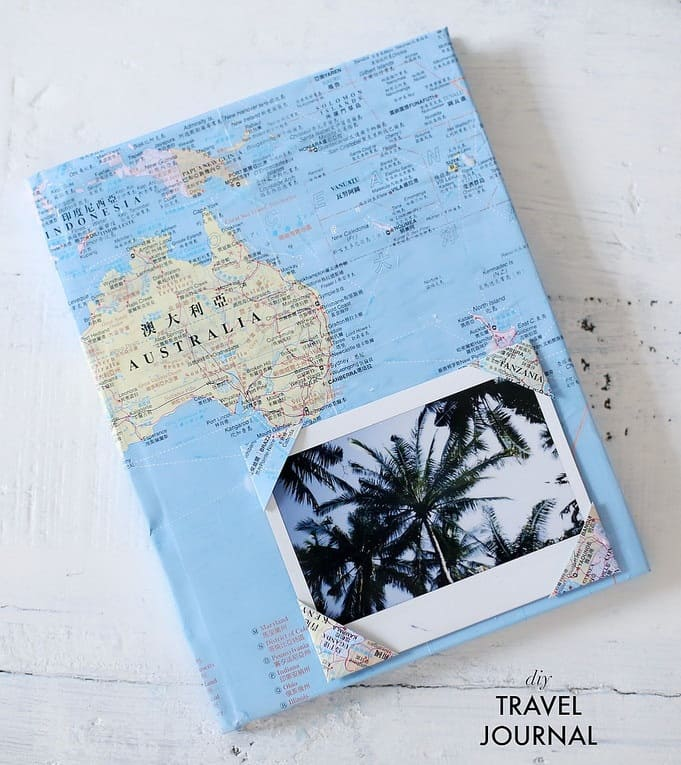 How To Cover A Notebook With Cover Paper ~ Customizable diy notebook covers cool crafts