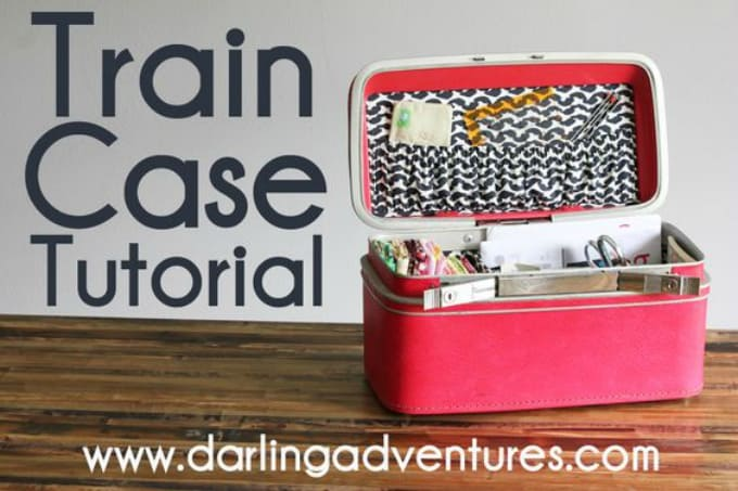 train case sewing kit
