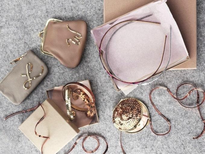 diy sequin accessories