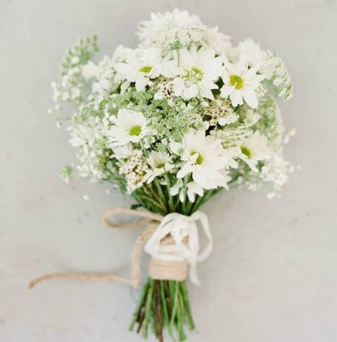 45 stunning wedding bouquets you can craft yourself cool crafts diy wedding bouquet junglespirit Gallery