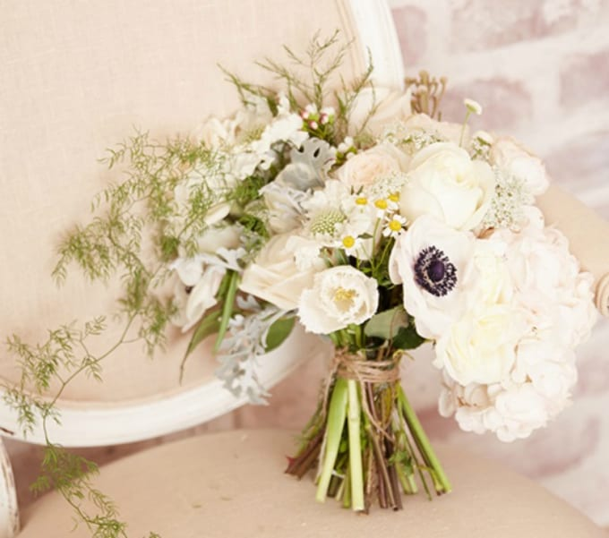 45 Stunning Wedding Bouquets You Can Craft Yourself • Cool