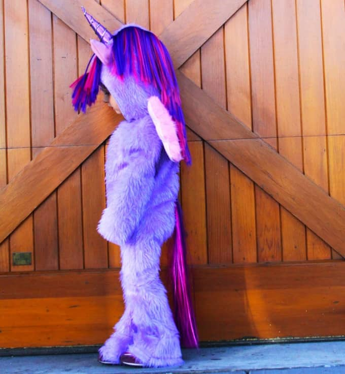 Horse Craft Ideas For Kids Part - 35: My Little Pony Costume