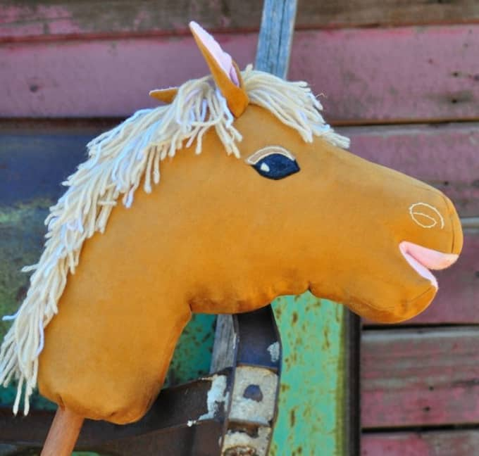 horse stick