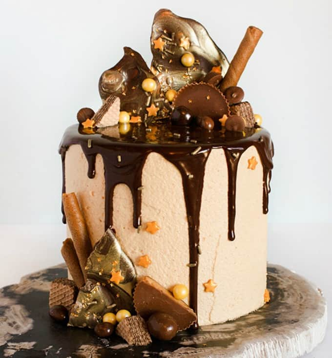 Mud Cake Decorating Wafers