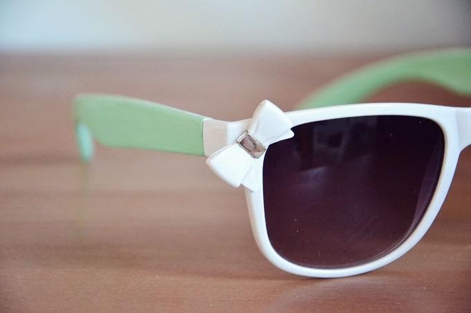 pastel makeover sunglasses