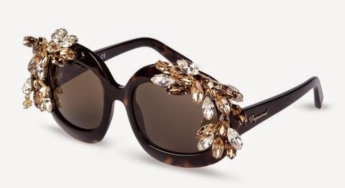 DIY designer sunglasses