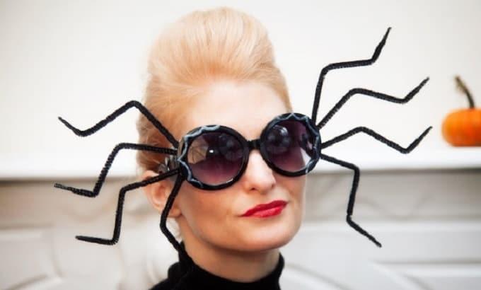 Halloween inspired sunglasses