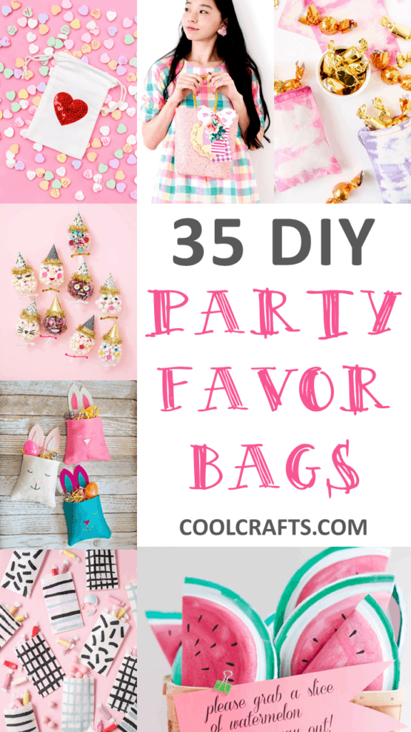35 Eye-Catching Party Goodie Bag Ideas