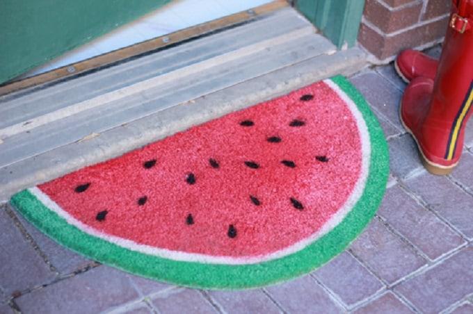 Watermelon Mat