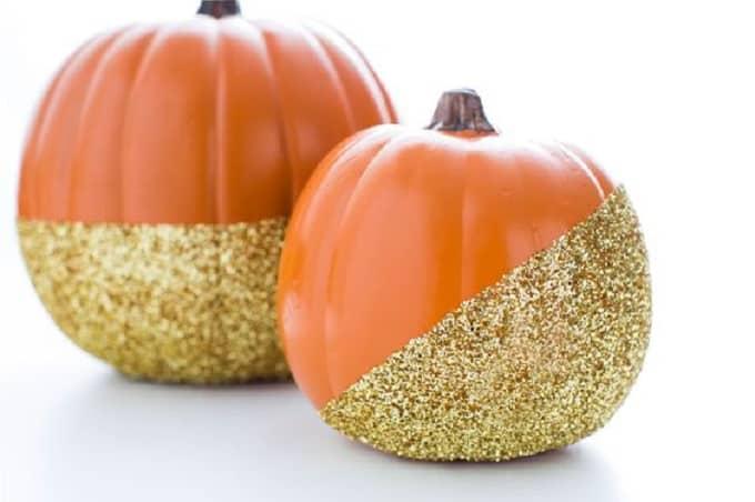 chic no carve pumpkins