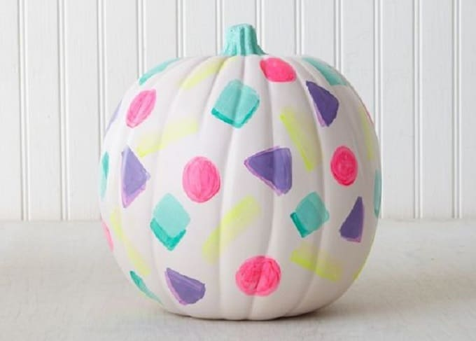 80's pumpkin