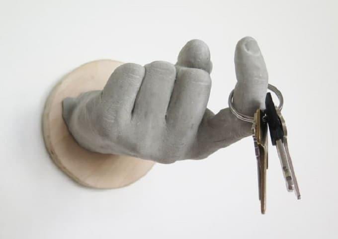 helping hand wall hook