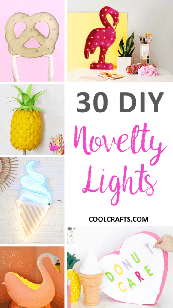 These 30 Novelty Light Ideas Will Add An Ambient Glow To Your Home