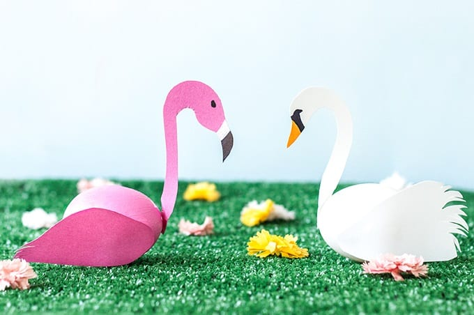 flamingo easter eggs
