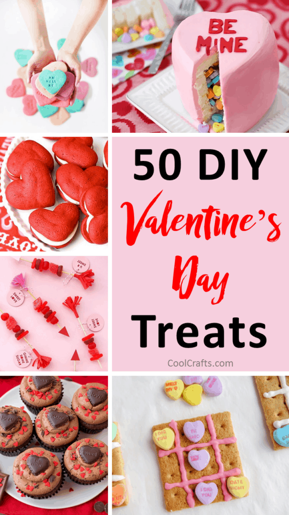 Love is In The Air With These 50 DIY Valentine's Day Ideas