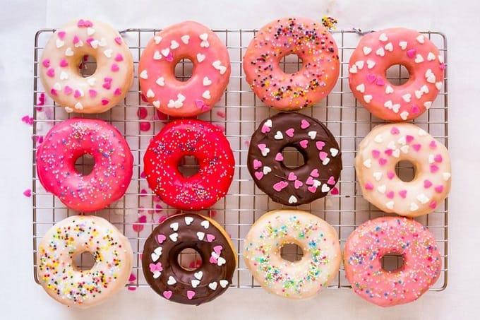 homemade donut glaze