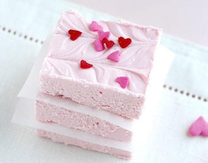 strawberry fudge recipe
