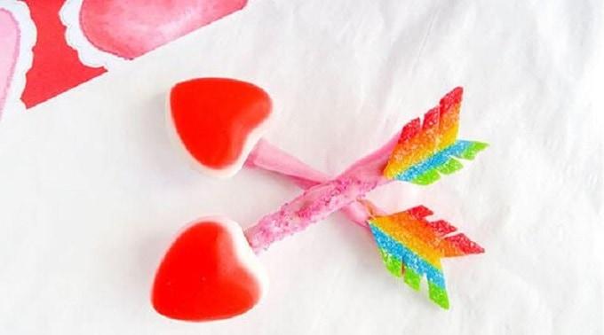cupid's arrow Valentine's Day