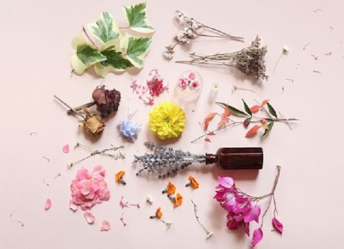 create your own sweet-smelling fragrance