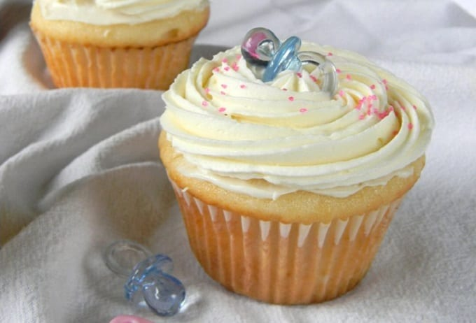 gender reveal cupcake recipe