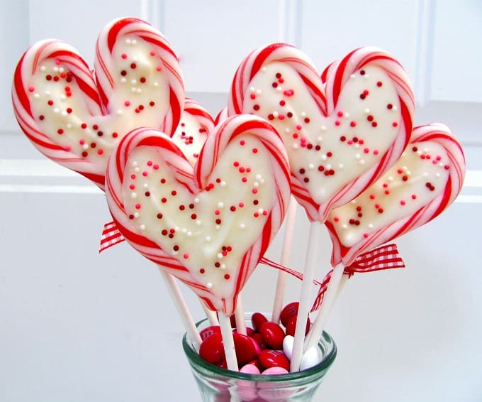 Valentine's Day pops