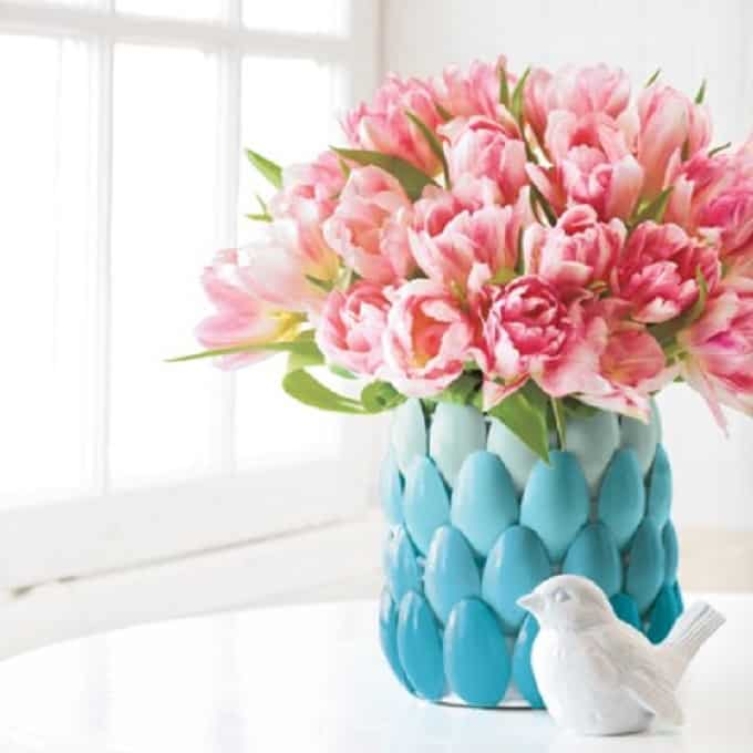 50 stunning diy flower vase ideas for your home cool crafts for Creative things to put in vases