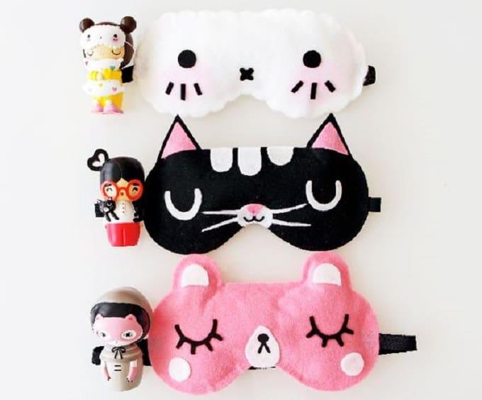 cute DIY face masks