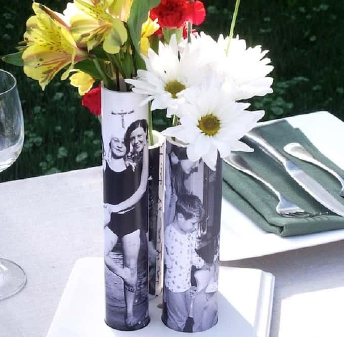 mothers day bud vase