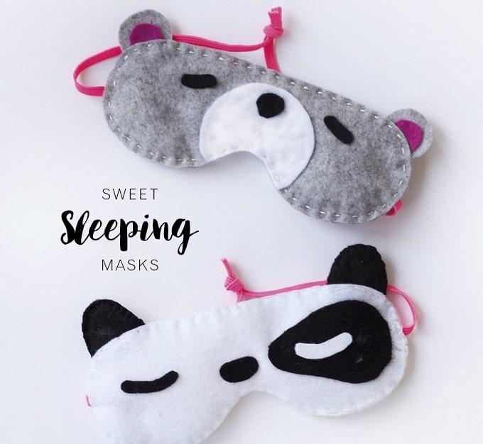 sweet sleeping mask