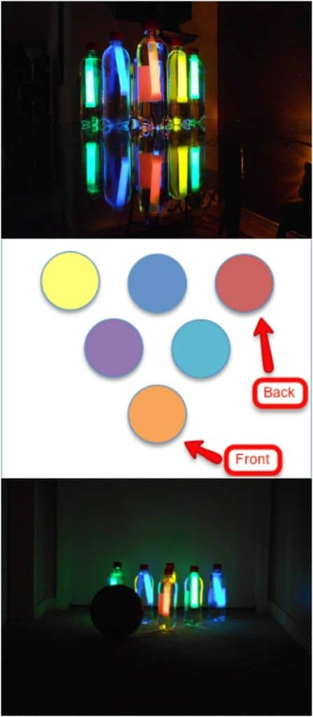 Glow In The Dark Bowling In Your Home