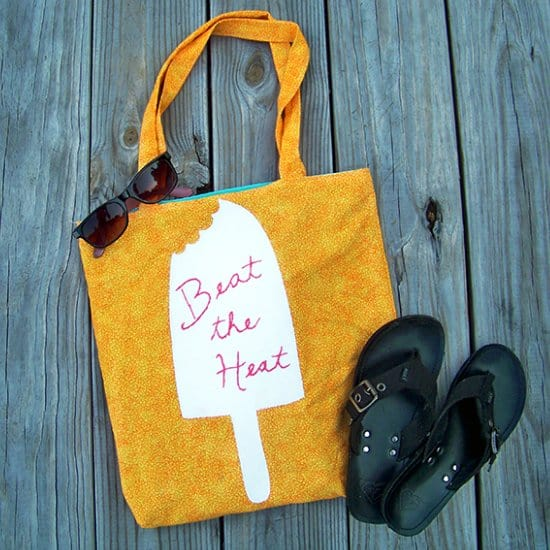 DIY Sweet Treat Tote