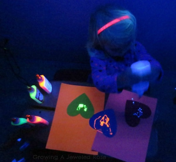 Glow In The Dark Paints