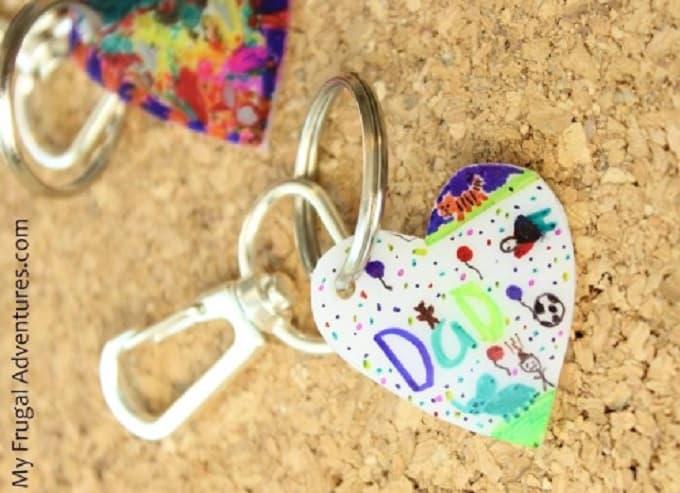 DIY keychain