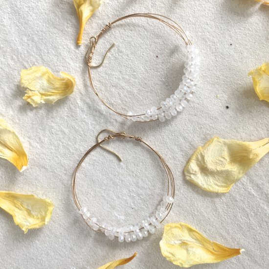 Anthropologie Inspired Earrings