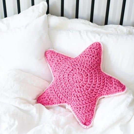 Chunky Star Pillow